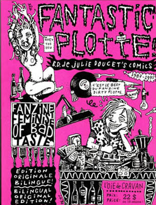 Fantastic Plotte de Julie Doucet